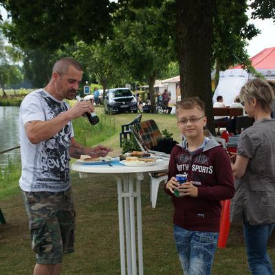 Grillfest Pfingsten 2017