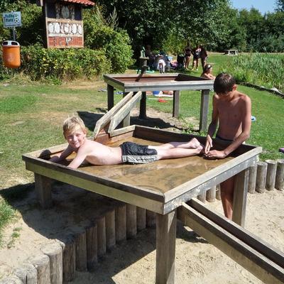 Unser Naturbadeteich